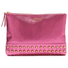 30029 Amybeth Pink Cosmetic Bag