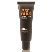 Ultra Light SPF 30 Dry Touch Face Fluid