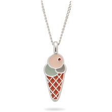 Thrill Necklace Ice Cream