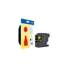 Brother LC121Y ink cartridge yellow