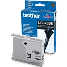 Brother Ink LC970BK Black